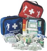 Sports Grab-Bag First Aid Kit (Green) - Multi Purpose Sports or Organisation Kit